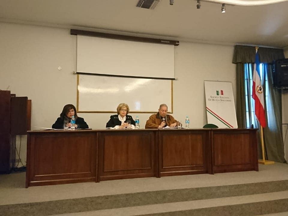 Asamblea Ordinaria - Sociedad Italiana de Socorro Mutuoa