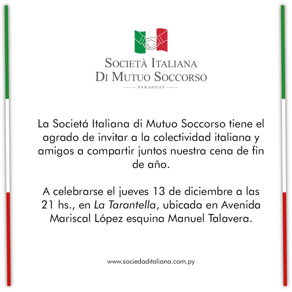 Cena-de-Fin-de-Año-Sociedad-Italiana-Paraguay
