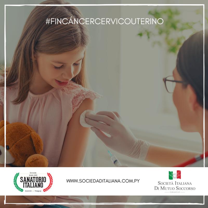 Fin Cancer cervicouterino Sociedad Italiana