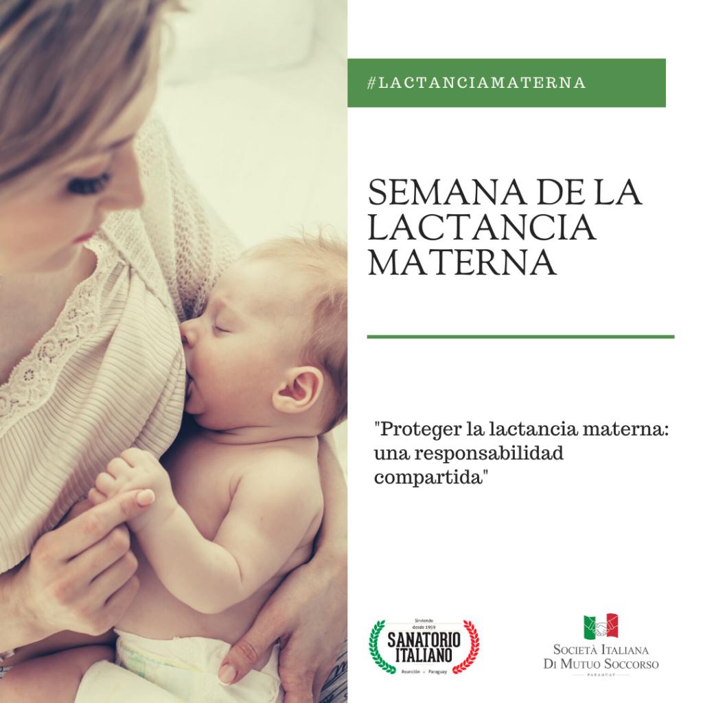 Lactancia Materna - Sanatorio Italiano