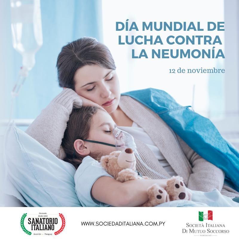 Día Mundial de Lucha Contra la Neumonía