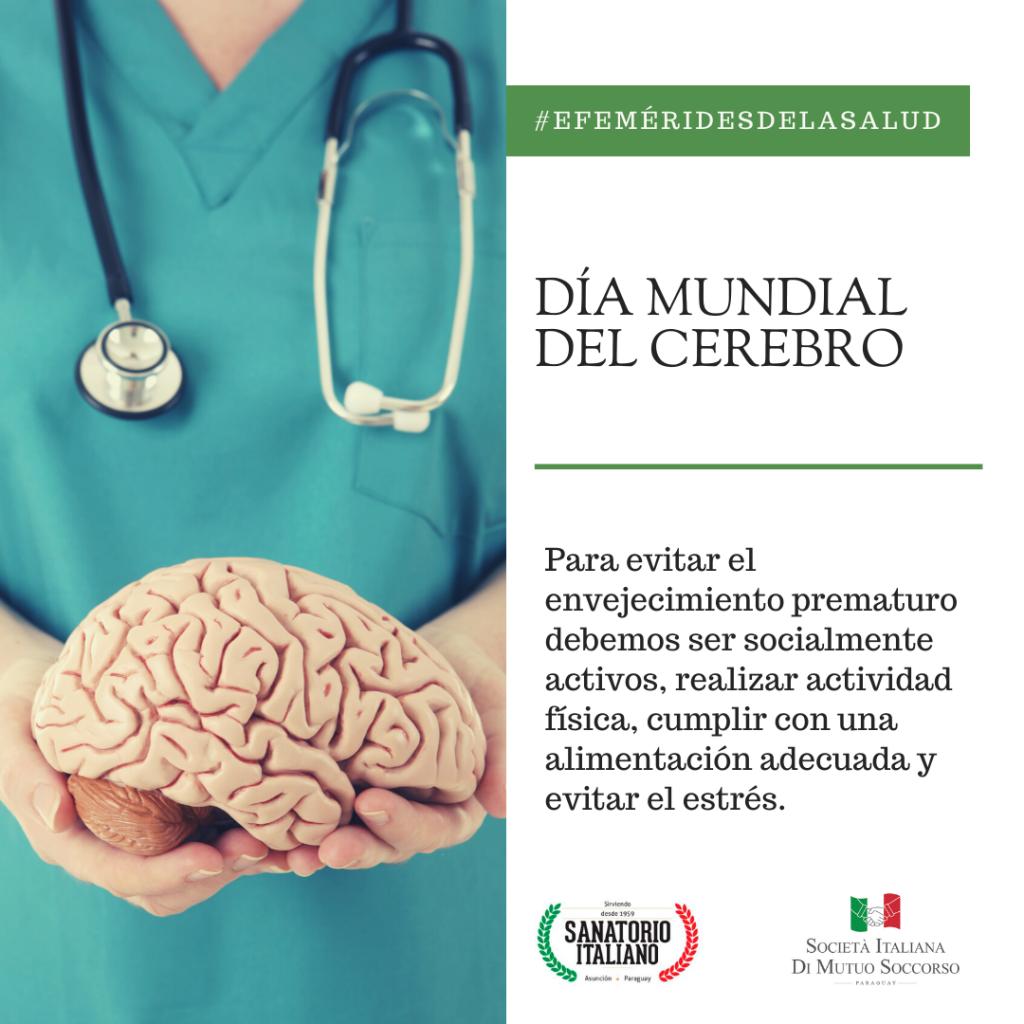 Día Mundial del Cerebro Italiano