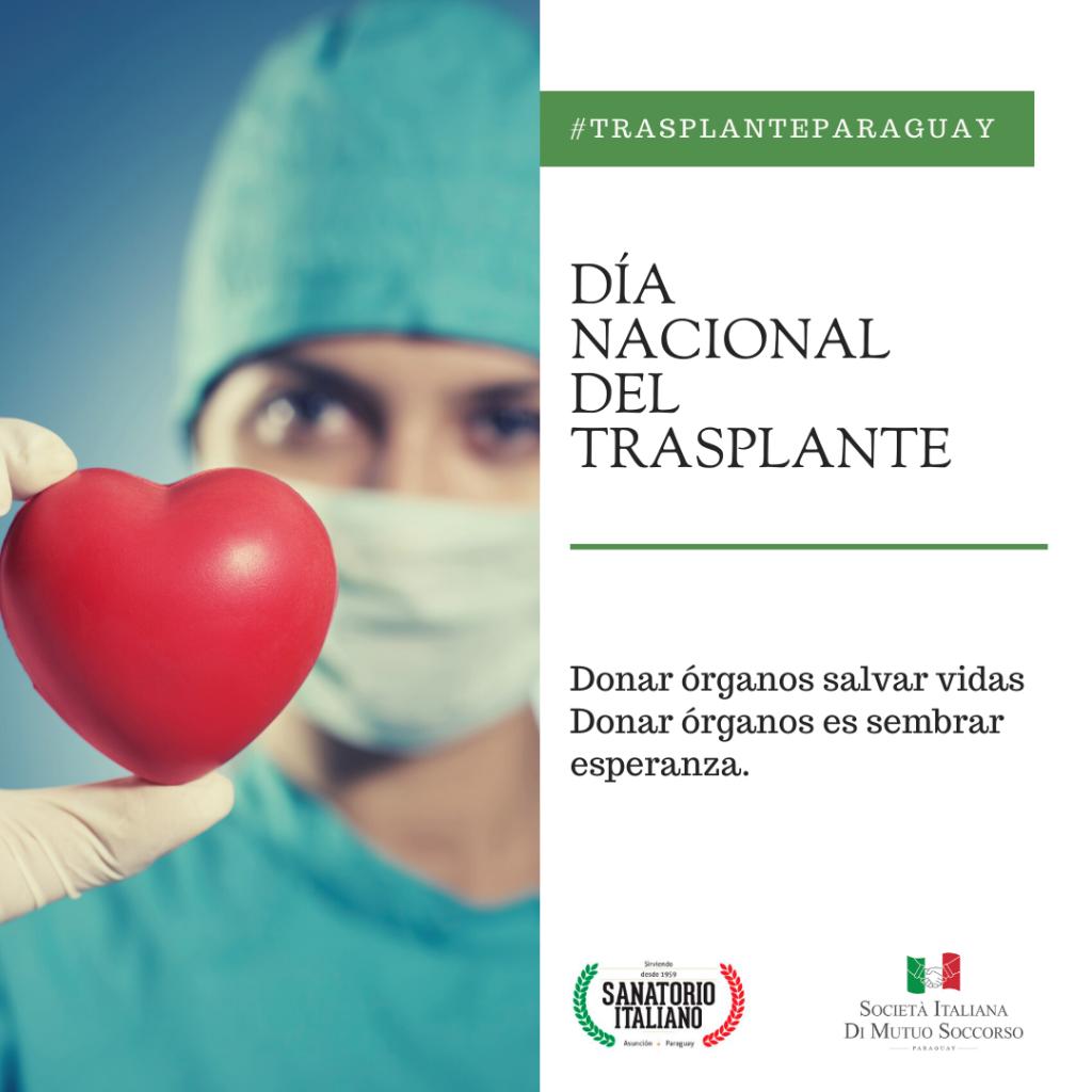 Trasplante Paraguay